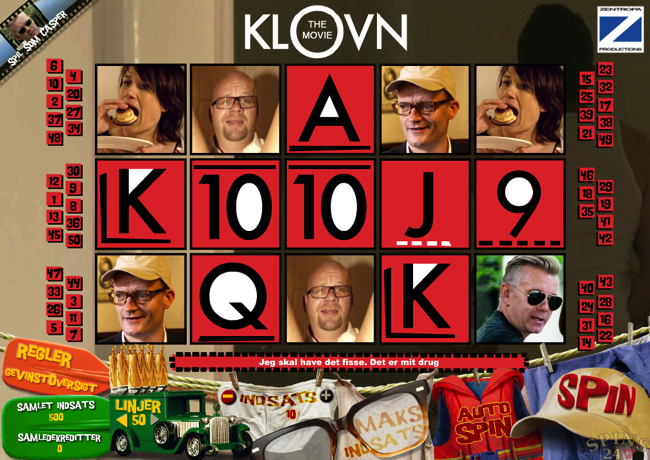klovn screenshot