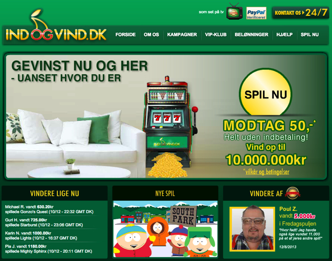 indogvind screenshot