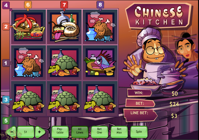 Chinese Kitchen Screenshot