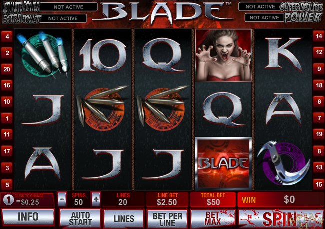 blade screenshot