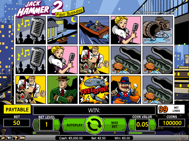 jack hammer 2 screenshot