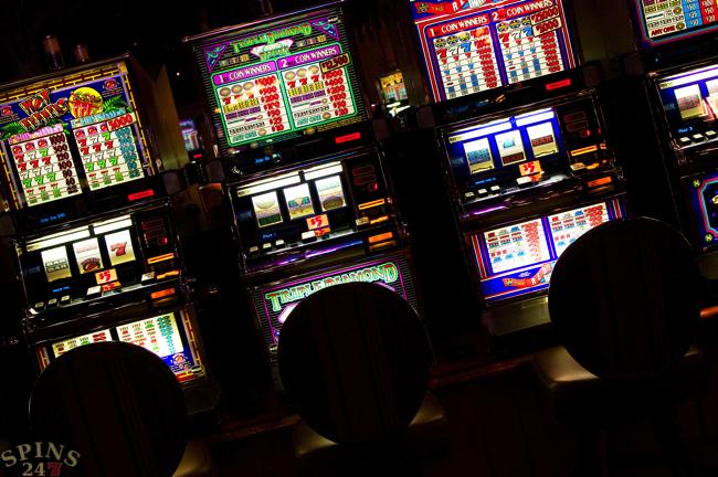 Spil Vegas Spilleautomater til gratis eller med penge